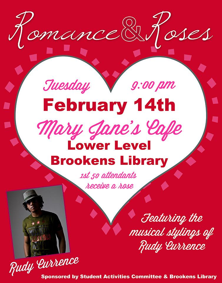2/14 Romance & Roses Valentine