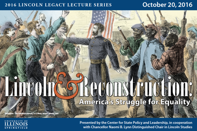 Lincoln Legacy Lecture