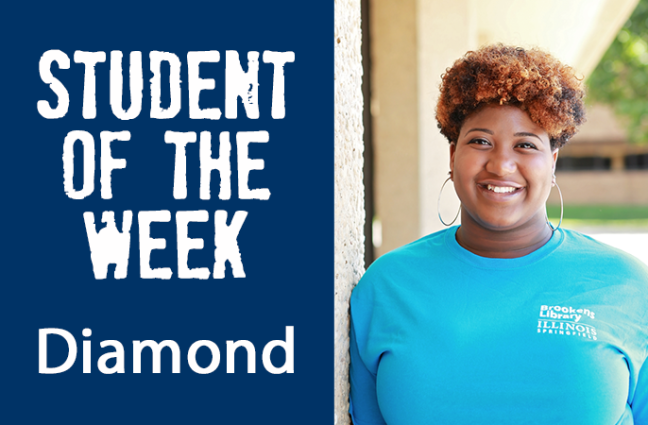 Student of the week Diamond