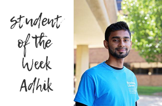 Student Employee Adhik