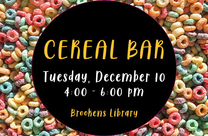 Promotional image for Cereal Bar